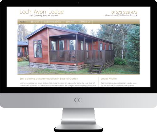 Loch Avon Lodge